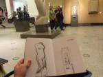 V&A Statues